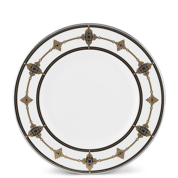 Vintage Jewel Accent Plate