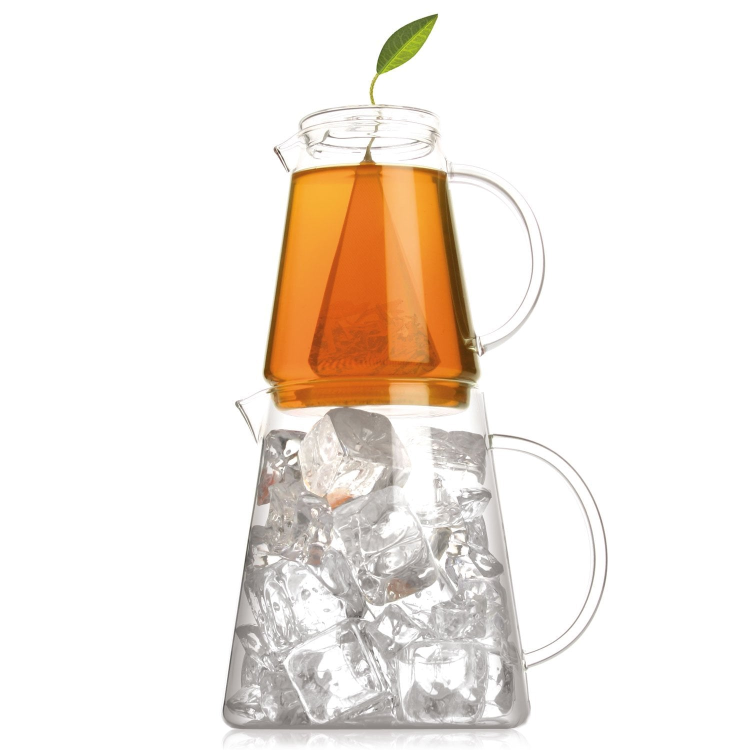 Tea Over Ice Brewing Pitcher