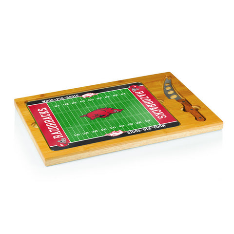 Football Cheeseboard University of Arkansas