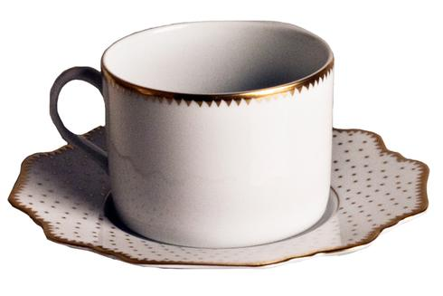 Antique Polka Cup