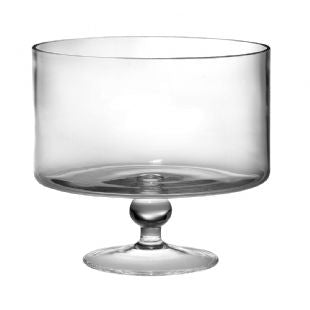 Classic Clear Trifle Bowl