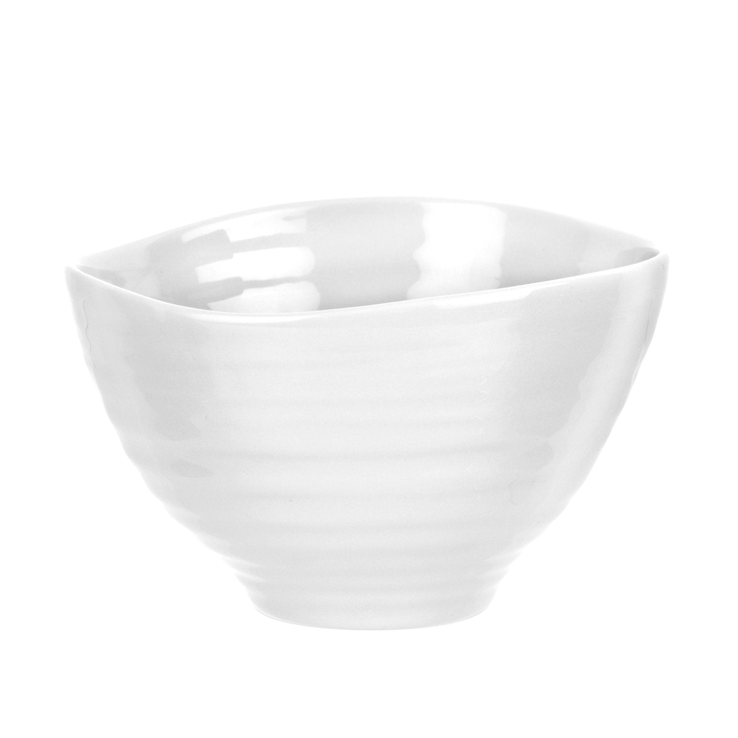 Sophie Conran White Sm Footed Bowl