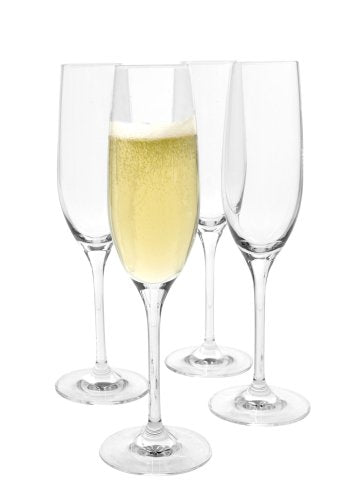 Set Of 4 Veritas Champagne Glass