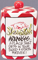 Arkansas Cookie Jar