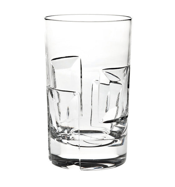 Portrait Highball Glass