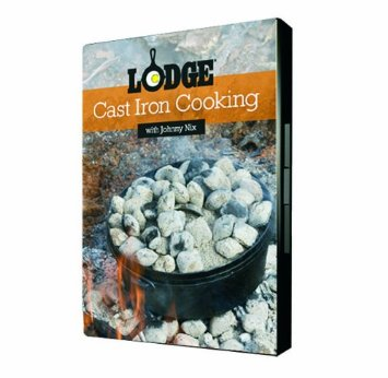 Cast Iron Cooking W/Johnny Nix DVD