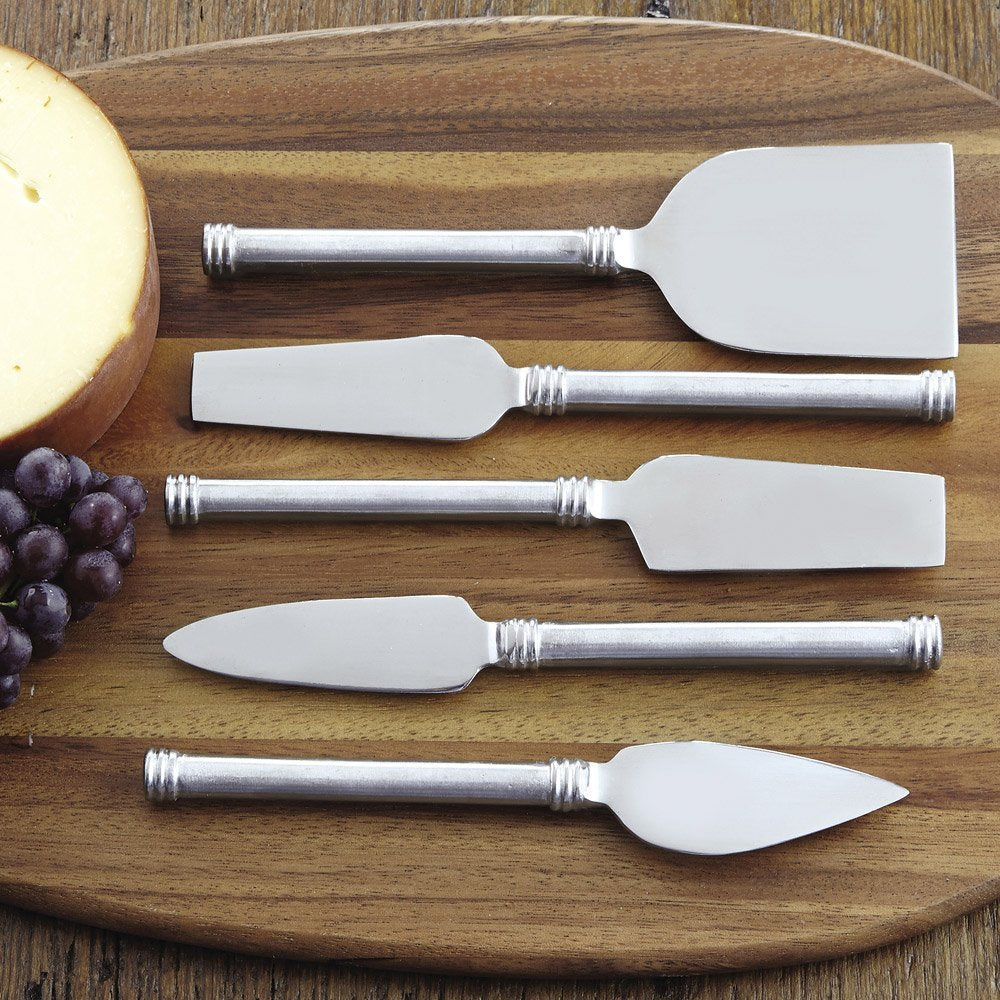 Cheese Knives Set of 5