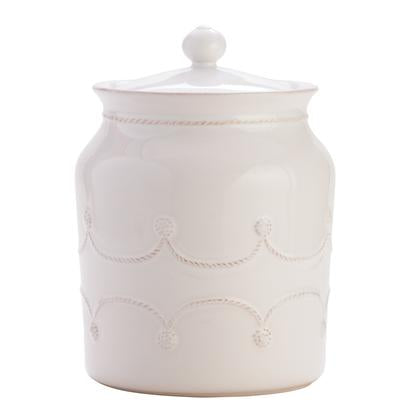 Berry & Thread White Cookie Jar