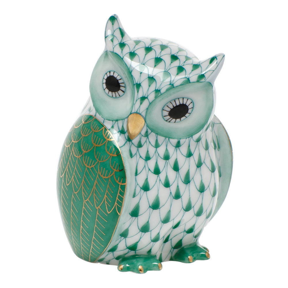 Mother Owl Green