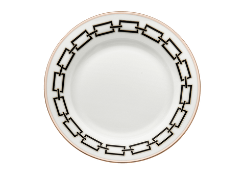 Catene Dinner Plate Black