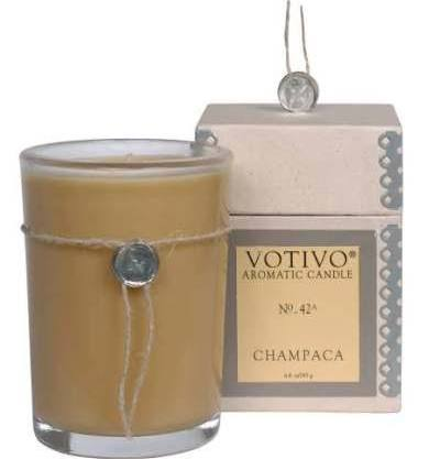 Aromatic Candle Champaca