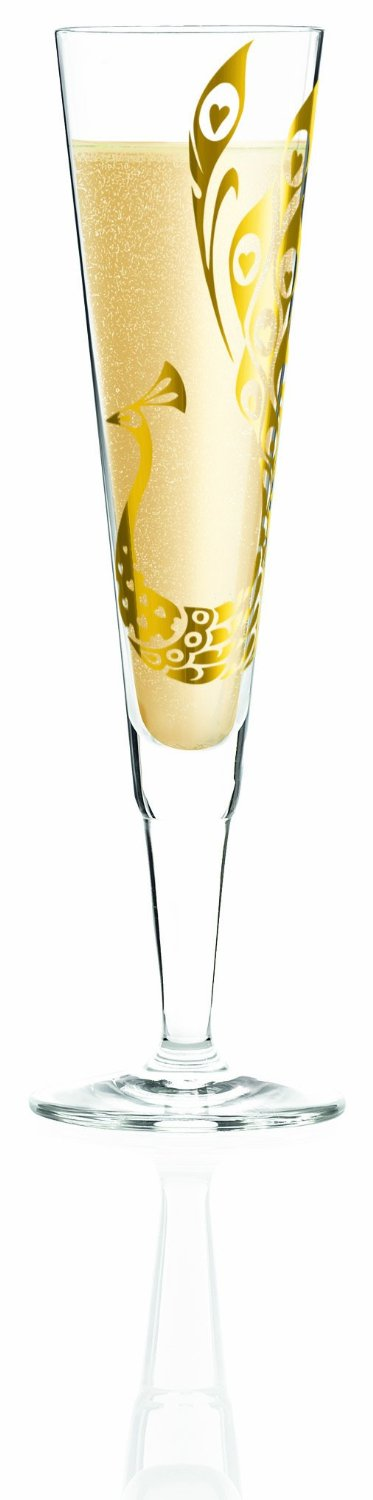 Mistry Champagne Glass