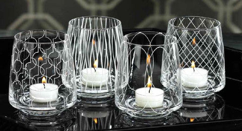Metro Tealight Holder
