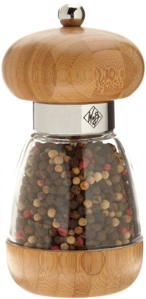 William Mushroom Pepper Mill