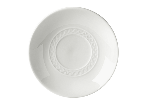 Museo Tea Saucer White