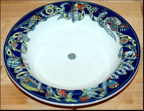 Bopla Original Deep Plate Blue Looping