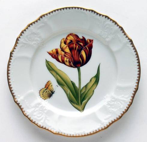 Old Master Tulips Salad Yel/Pnk/OR
