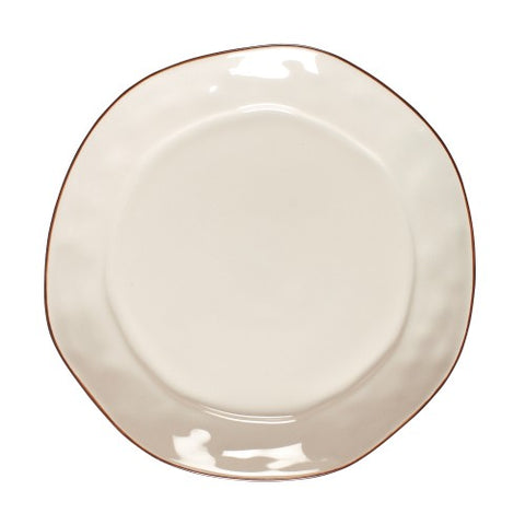 Cantaria Dinner Plate - Ivory