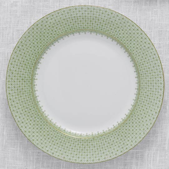 Apple Lace Service Plate