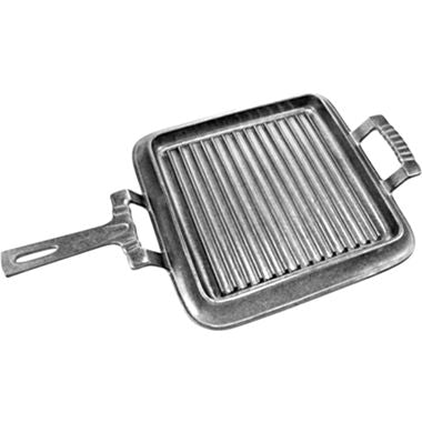 Square Griddle with Handles