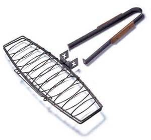 Large Fish Grilling Basket