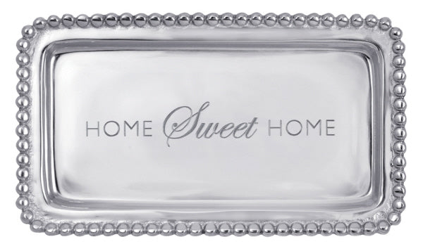 Mariposa Tray Home Sweet Home