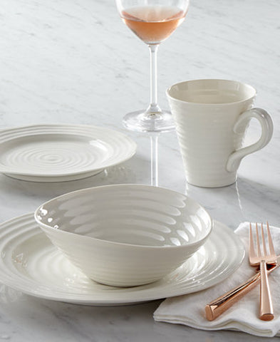 Sophie Conran White 4 Pc Place Setting