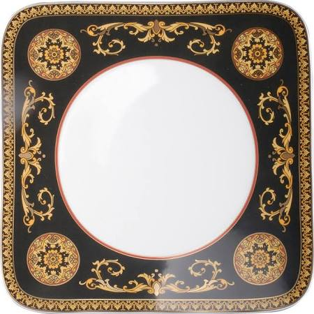 Medusa Red Square Dinner Plate  sc 1 st  The Everyday Chef & Rosenthal/Thomas/Versace | The Everyday Chef