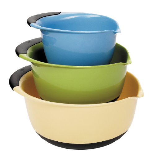 OXO Set/3 Mixing Bowls Color