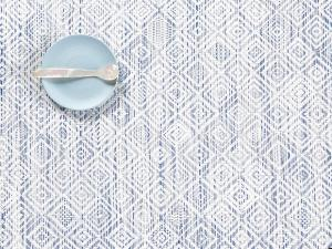 Mosaic Placemat Blue