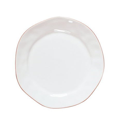 Cantaria Salad Plate - White