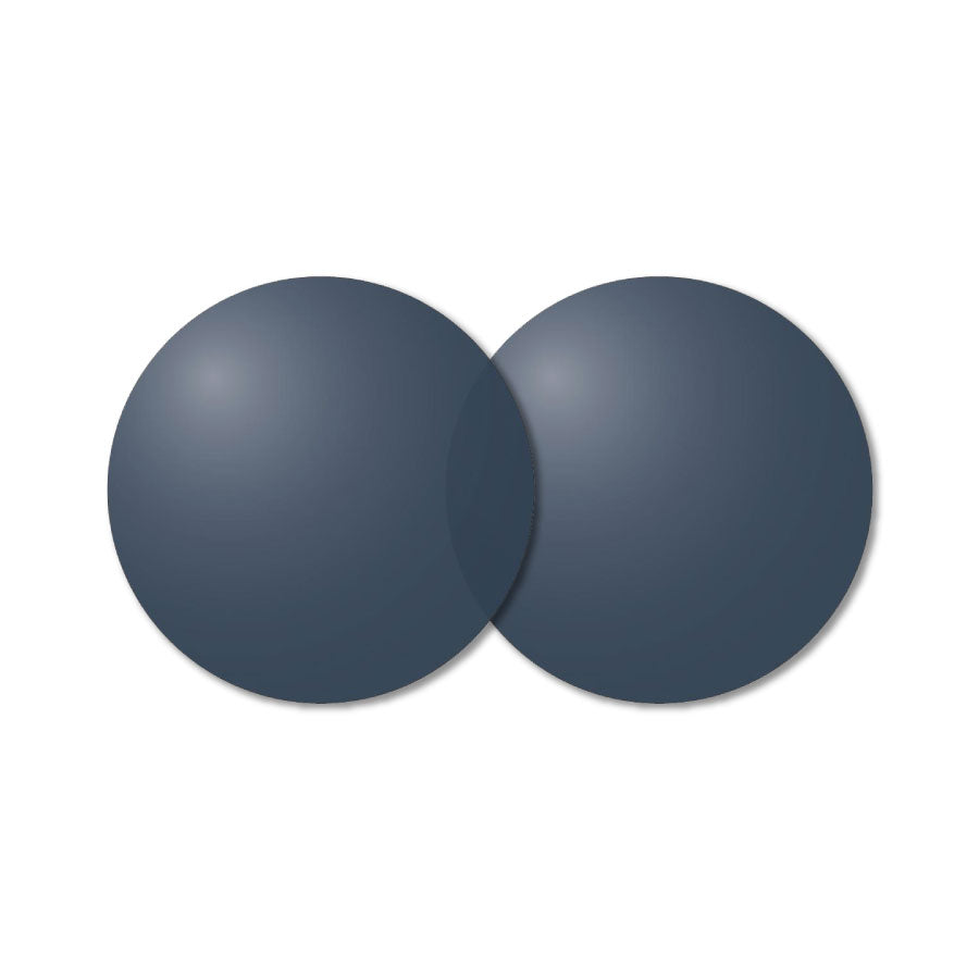Sunglasses Lens (Color: Gray Smoke) 1pair