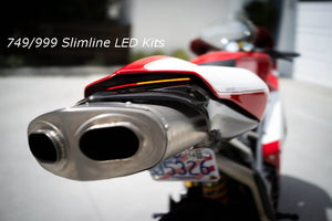 Ducati 749/999 Mono Slimline LED kit
