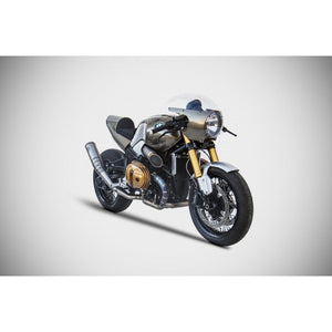 ZARD Capitan Scappamento Exhaust and Body Accessories for the BMW R NINE T