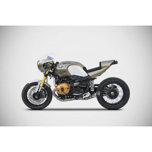ZARD NEW Full Titanium 2-2 Racing Exhaust for the BMW R NINE T