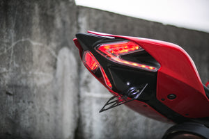 Ducati Panigale 959 and 1299 Slimline LED Tail Light and Fender Elim. Kit