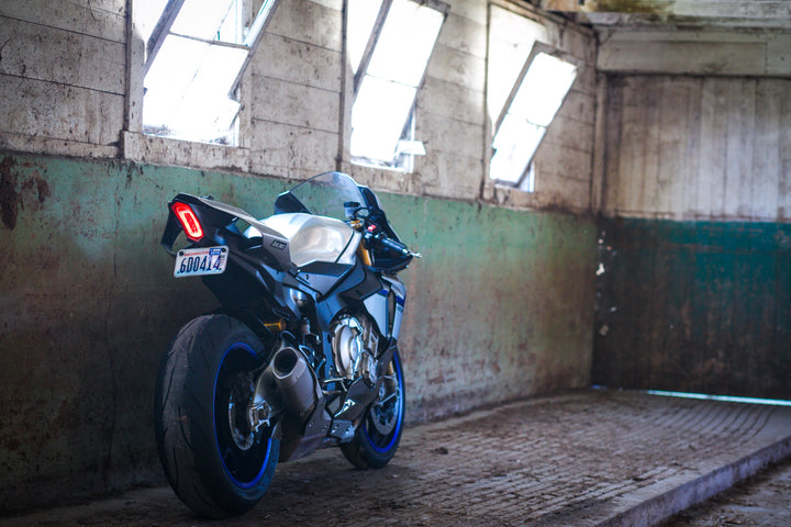 Yamaha R1 and R6 Slimline Integrated Tail Light