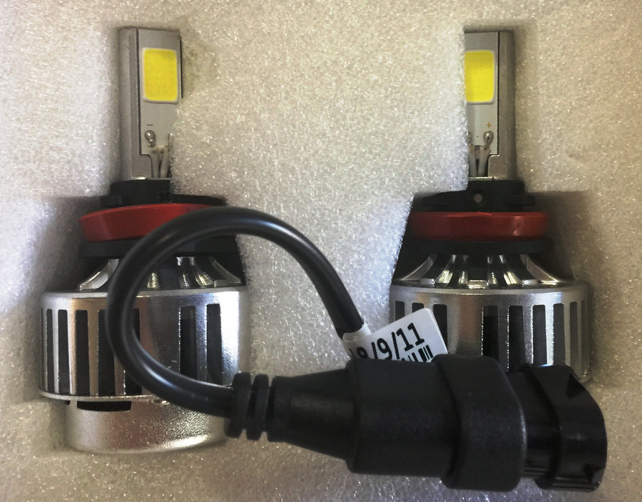 LED H7 Headlight Bulbs