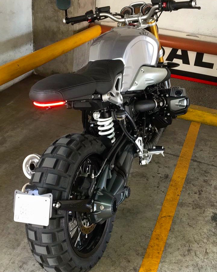 BMW RnineT Standard and Scrambler  Slimline kit