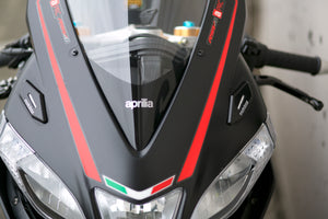 Aprilia RSV4 LED Mirror Block Offs
