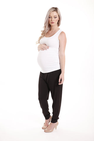Bamboo Slouch Pant