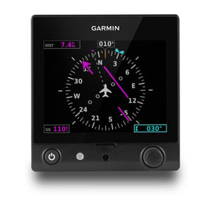 Garmin G5 Electronic Flight Instrument for Certificated Aircraft  HSI with GPS Nav Interface Adapter