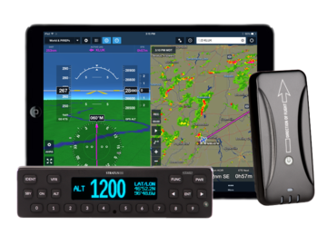 Appareo STRATUS ESGi Experimental Transponder with WAAS GPS and ADS-B In/Out