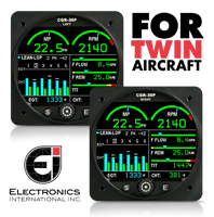 Electronics International CGR-30P Premium 4-Cylinder Twin Package