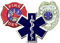 Police/Fire Fighter/Paramedic