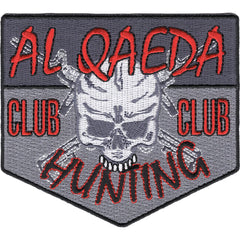 Al Qaeda Hunting Club Morale Patch