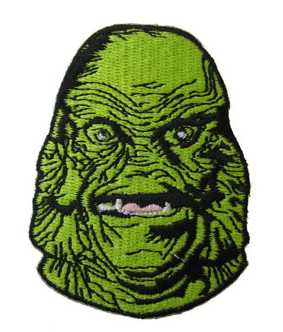 GREEN CREATURE MONSTER MOVIE PATCH - Version A