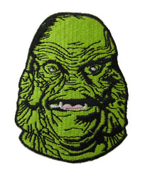GREEN CREATURE CULT CLASSIC MONSTER MOVIE PATCH