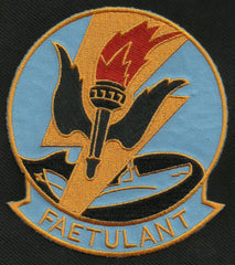FAETULANT Fleet Airborne Electronics Training Unit Atlantic Military Patch
