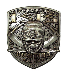 ISIS Hunting Club Member Challenge Coin